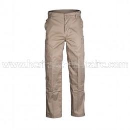 Pantalon US BDU renforcé sable