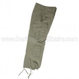 Pantalon US ACU vert armée