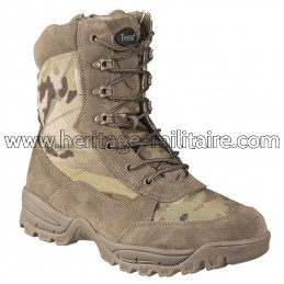Tactical boots 1 zip multicam®