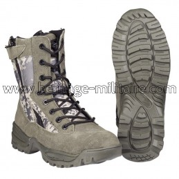 Tactical boots 2 zips AT...