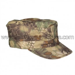 US ACU field cap mandra wood