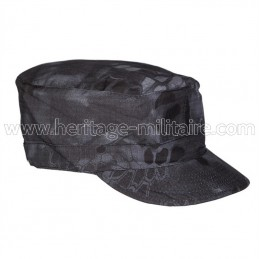 US ACU field cap mandra night