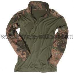 Tactical shirt flecktarn