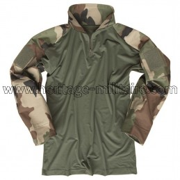 Tactical shirt french camo CCE