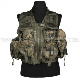 Tactical vest 9 pockets...