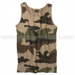 Tank top 100% cotton french...