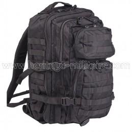 US assault backpack black