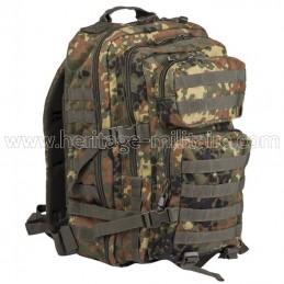 US assault backpack flecktarn