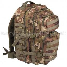 US assault backpack vegetato