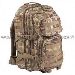 US assault backpack multitarn