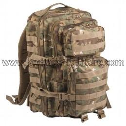 US assault backpack arid...