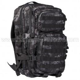US assault backpack mandra...