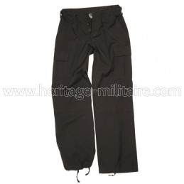 US BDU pants women black