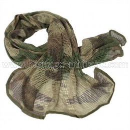 Net scarf french camo CCE