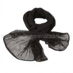 Net scarf black