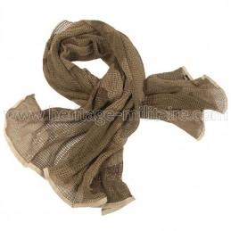 Net scarf desert