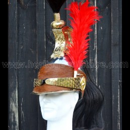 French Cuirassier helmet...