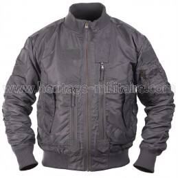 US tactical jacket urban grey