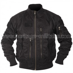 US tactical jacket black