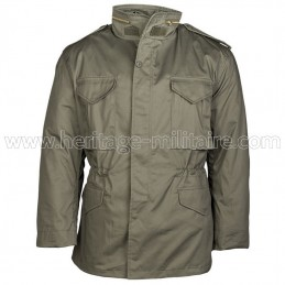 Jacket US M65 with lining...