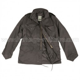 Jacket US BLACK M65 with...