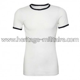 Tee-shirt 100% cotton marine