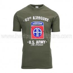 Tee-shirt 100% cotton US...