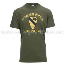 Tee-shirt 100% coton 1st...