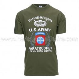 Tee-shirt 100% coton US...