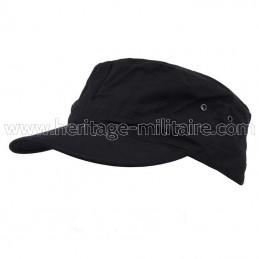 Cap ripstop black