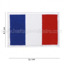 Patch French flag