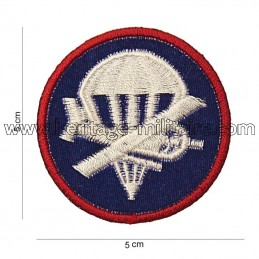 Patch airborne for garrison...