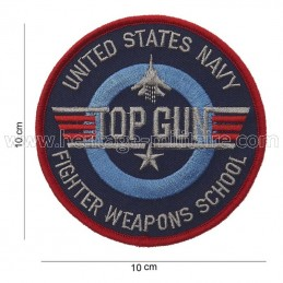 "Patch ""Top Gun fighter..."