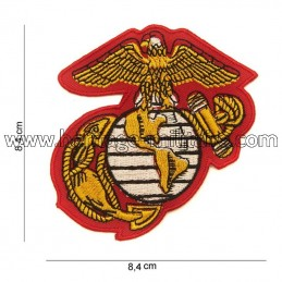 "Patch ""US marine corps"""