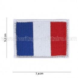 Patch drapeau Français avec...