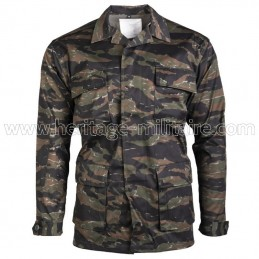 Jacket US BDU tiger stripes