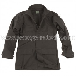 Jacket US BDU ripstop black