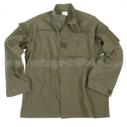 Jacket US ACU ripstop OD green