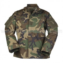 Jacket US ACU ripstop woodland