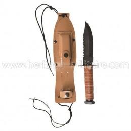 US pilot survival knife