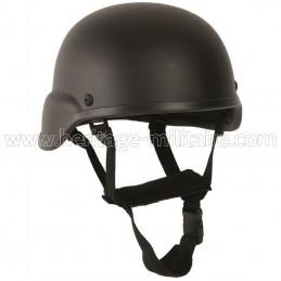 Helmet US MICH black