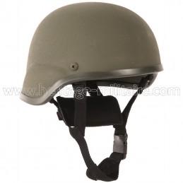 Helmet US MICH OD green