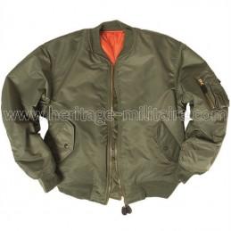 Jacket US MA1 Aviator Basic...