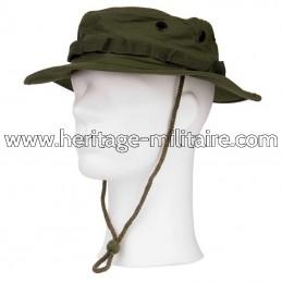 Bush hat ripstop OD green