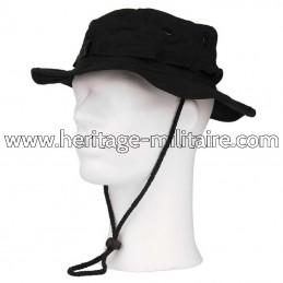 Bush hat ripstop black