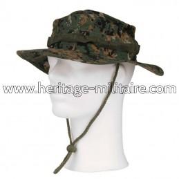 Chapeau de brousse ripstop...