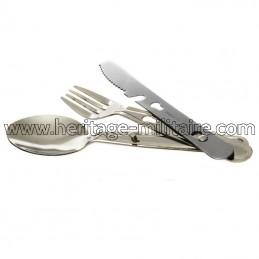Metal chow kit