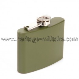 Stainless steel flask 4 oz...