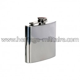 Stainless steel flask 6 oz...