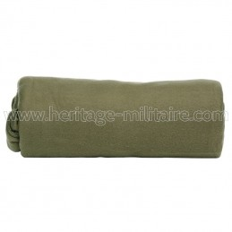 Fleece sleeping bag OD green
